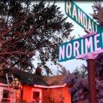 House fire, Randall St., Waterloo, Iowa Nov. 11, 2017
