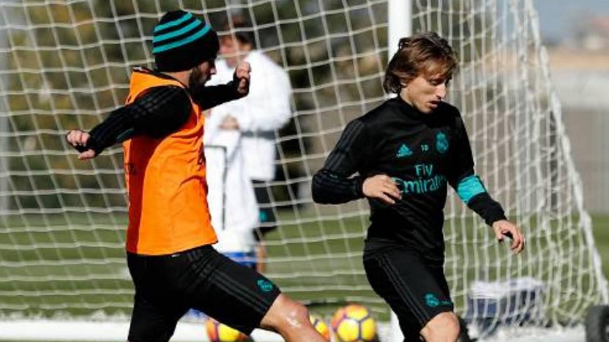 🎙️🔴 Zidane   Keylor  Bale y  kovacic