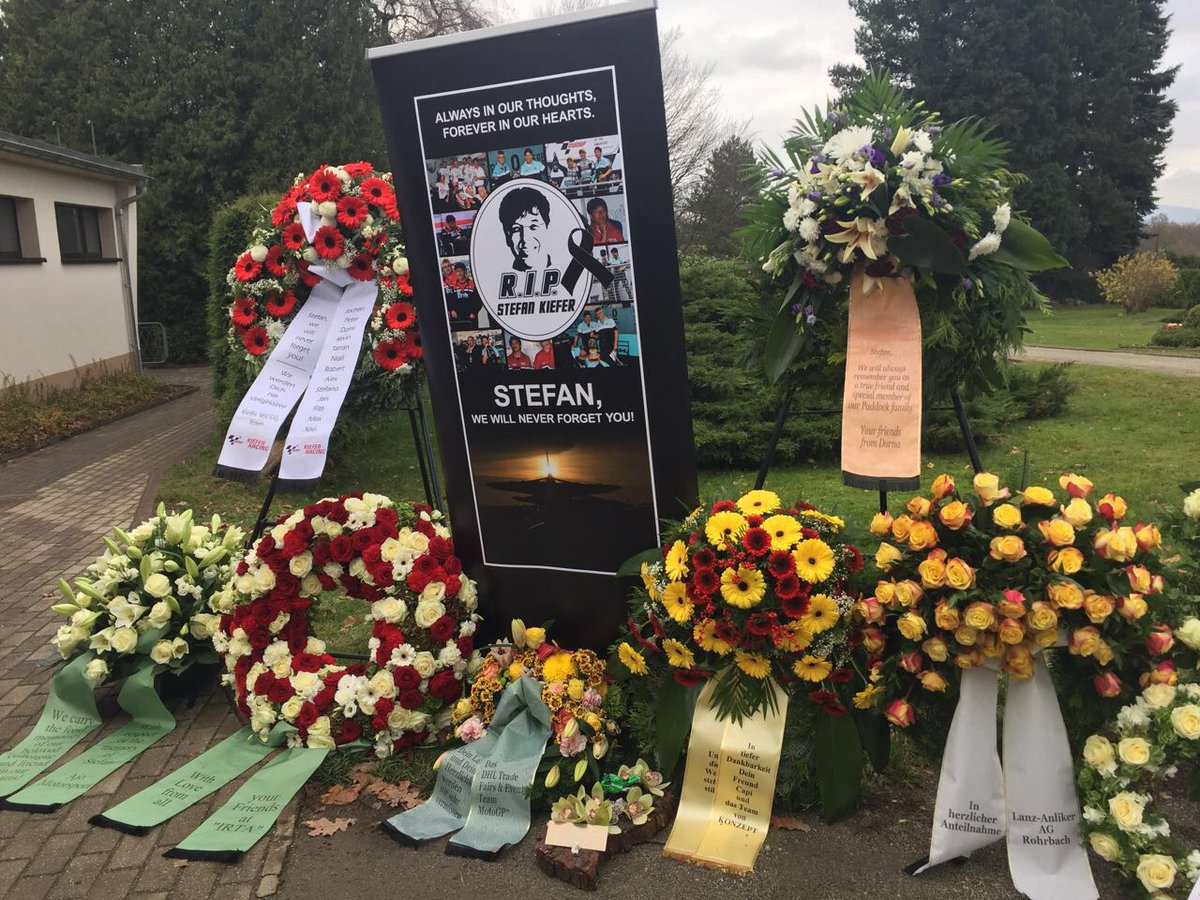 test Twitter Media - Memorial dedicated to Stefan Kiefer in Wilthen, Germany - close to Bautzen where his beloved girlfriend Nadine grew up & where he lived with her & 6 year old son Jaydon.   Thank you for everything Stefan, you will be missed. https://t.co/kdeBorVxVV