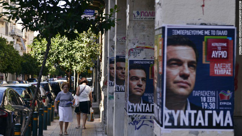 Greece is giving $1.6 billion to its austerity-weary citizens