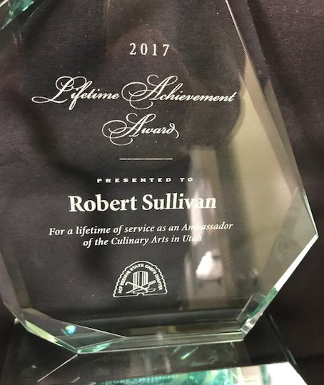 test Twitter Media - Congrats Sully aka #LifetimeAchiever@acfchefs.  This is what's been happening while you are at the #LeadingCaterersofAmerica conference. https://t.co/BxZhK3swhC