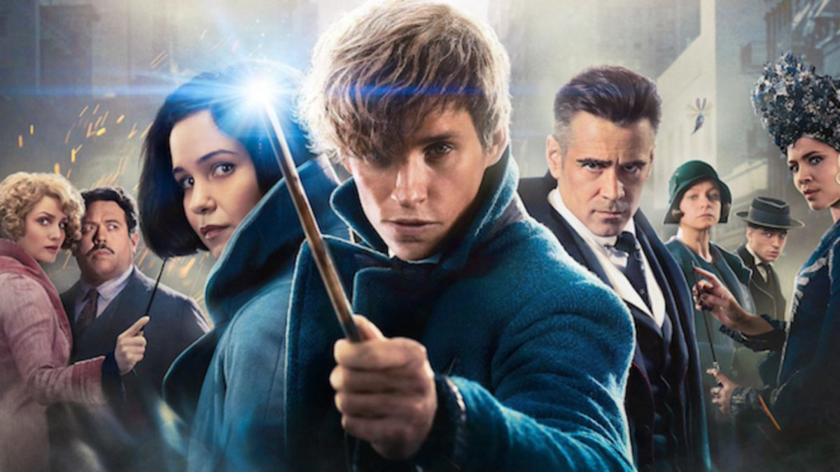 Grab your wands - it looks like a #FantasticBeasts2 trailer could be coming tomorrow!