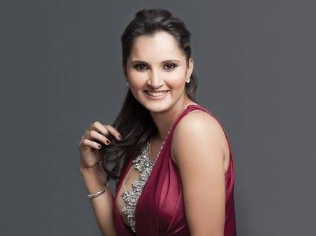 Sania Mirza Happy Birthday Bhabi! World\s No. 1 Tennis Player
