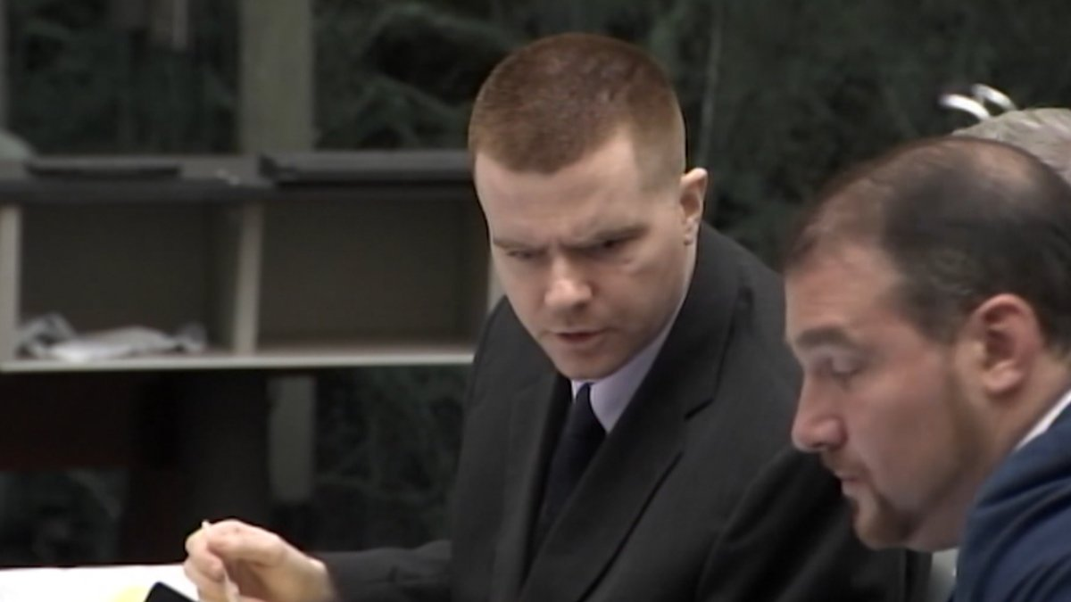Testimony continues in murder trial of former security guard