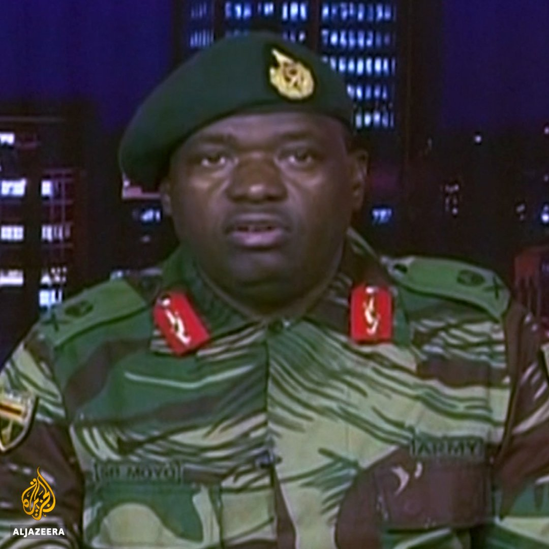 #Zimbabwe's army has seized control of the country. Here's how the events unfolded