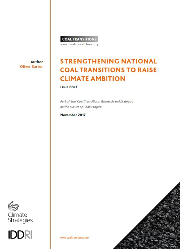 test Twitter Media - NEW REPORT from @CoalTransitions: Strengthening National #Coal Transitions to Raise #Climate Ambition @iddrilefil https://t.co/LxSUqekjIB https://t.co/Wy8j3Ol973