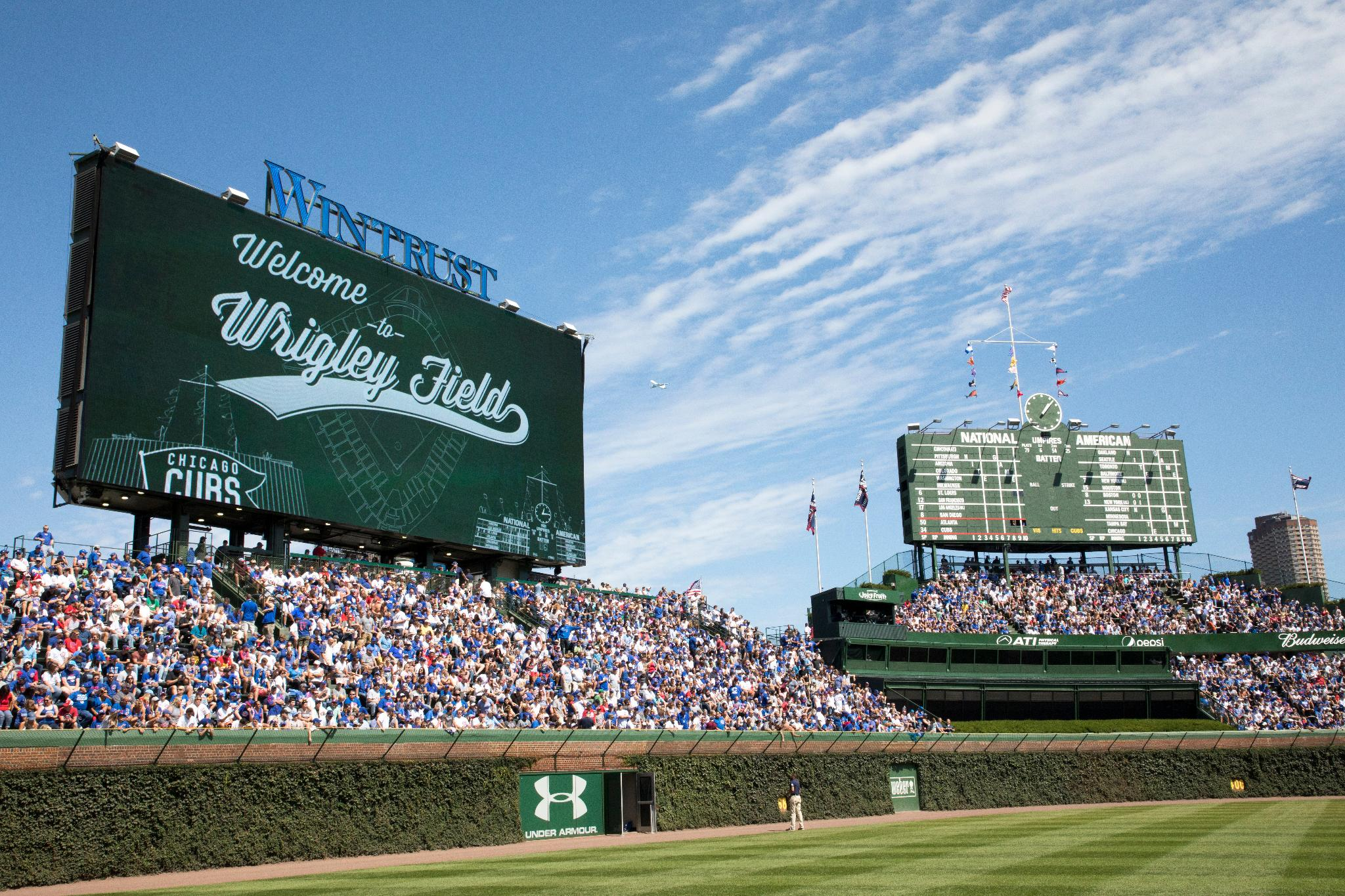 I'd rather be at #WrigleyField. https://t.co/y56WO03OEZ