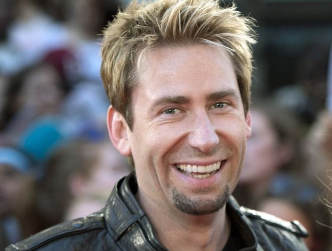 Chad Kroeger (my favorite a singer)\s birthday is today! HAPPY BIRTHDAY!!! CHAD!!!!!