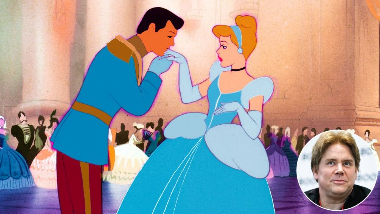 Exclusive: @Disney's PrinceCharming sets writer-director @StephenChbosky