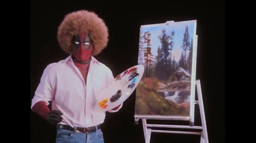 #Deadpool2 delivered a teaser completely out of left field