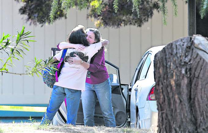 Gunman's family 'appalled' by Northern California rampage