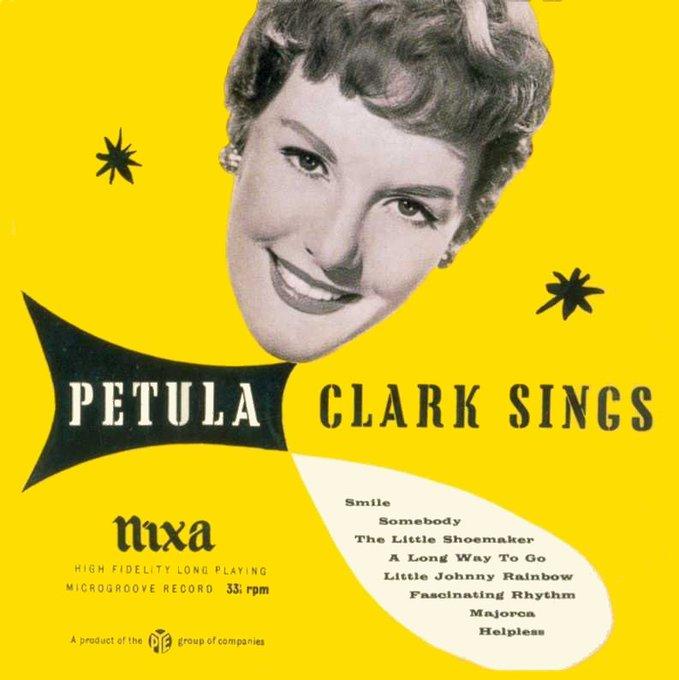 Happy 85th Birthday, Petula Clark CBE!