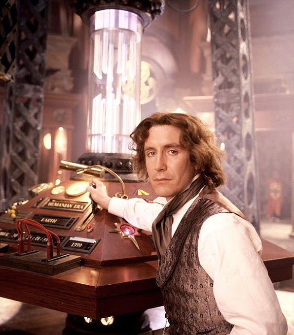 Oh no it looks like I forgot Paul Mcgann\s birthday! Happy Birthday to the underrated Paul Mcgann. His voice is