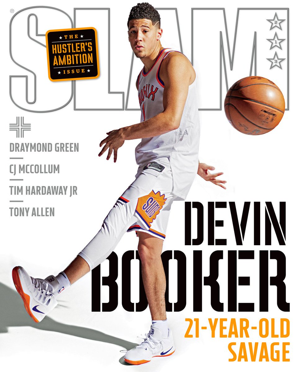 Devin Booker is your favorite  devin booker
