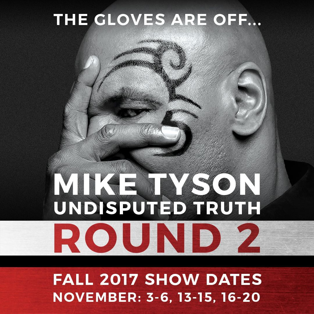 Come see Undisputed Truth Round 2 @MGMGrand Las Vegas before it's gone! Get your tickets ????https://t.co/KOUeBrdDzz https://t.co/ITu35LY3zw