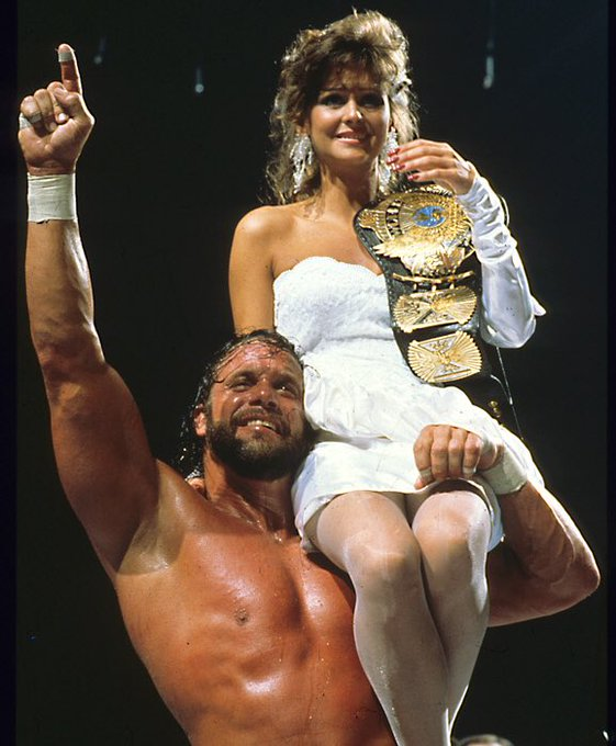 Happy birthday to the Macho Man Randy Savage...the only relationship goals that REALLY matter