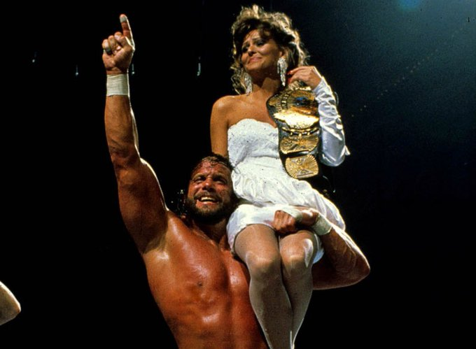 Happy Birthday To the late, great Macho Man Randy Savage.