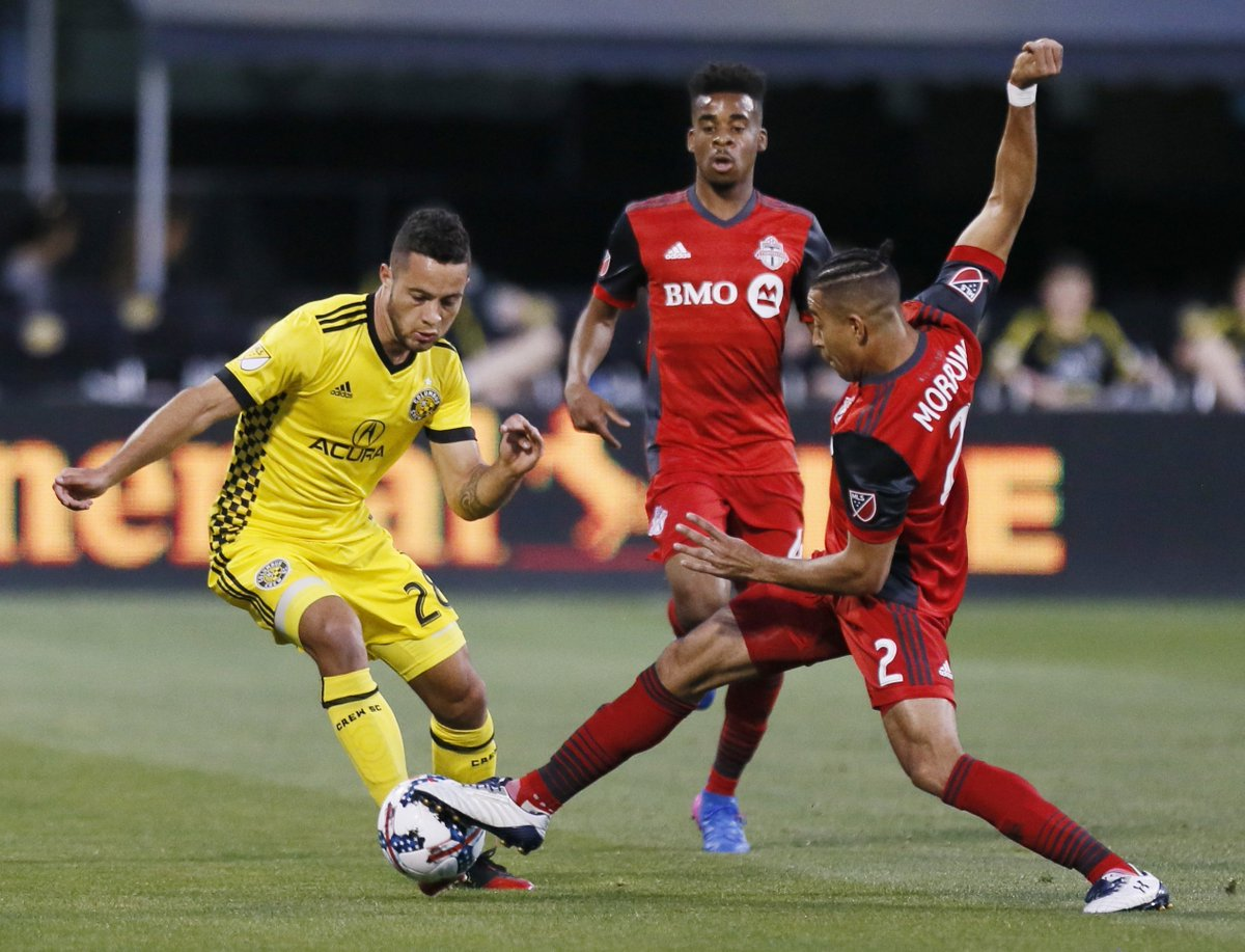 Columbus Crew have been more lucky than good during MLS Cup Playoffs