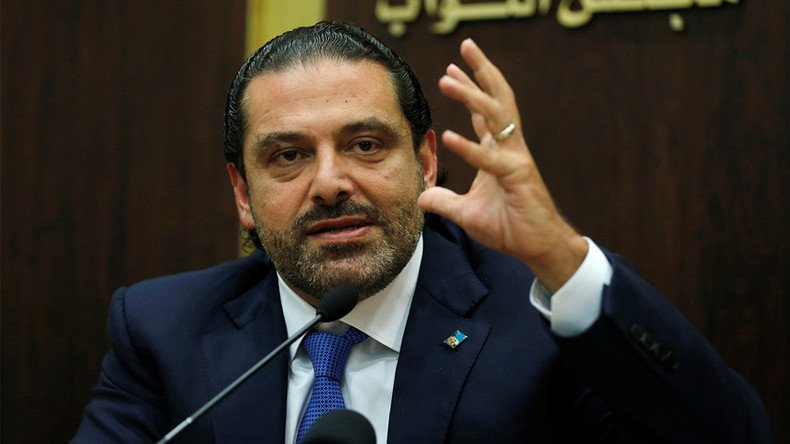 Lebanese PM Hariri to arrive in Paris 'in coming days' – French presidency