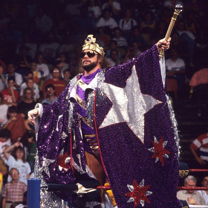 Happy Birthday to The Macho King Randy Savage