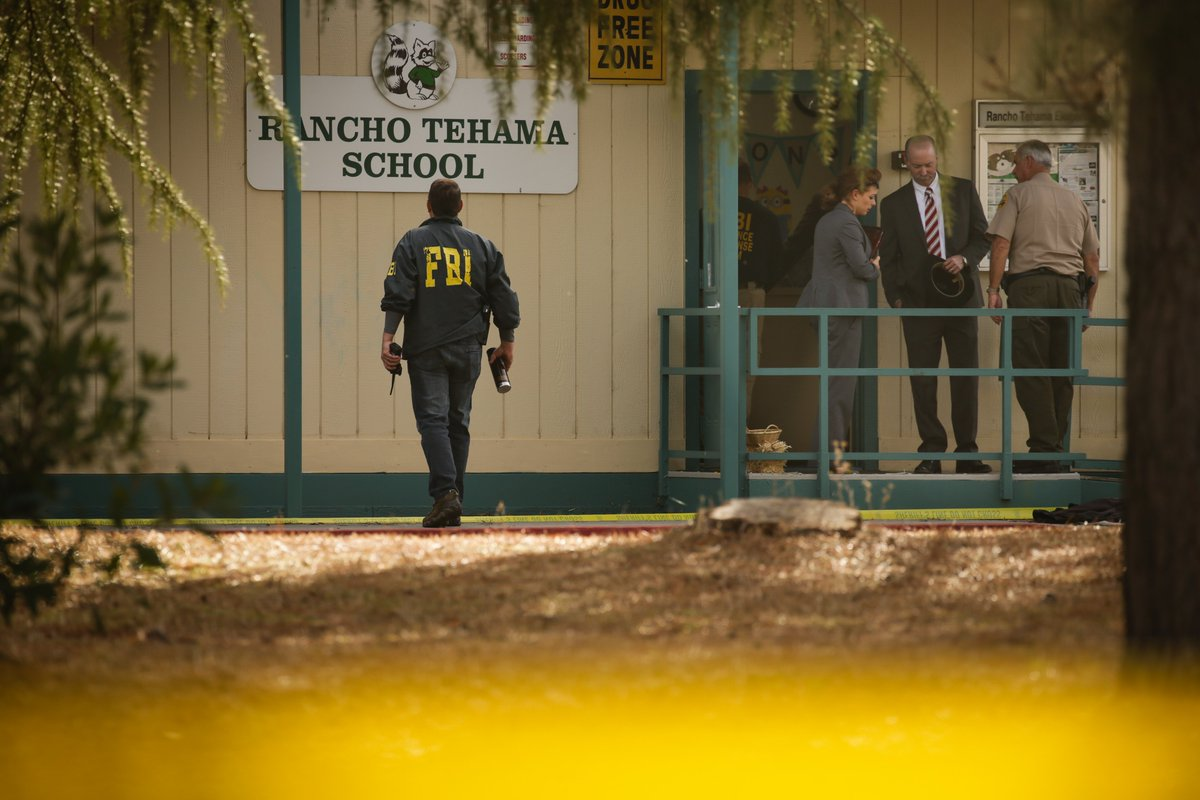 The California gunman was another angry armed white man with a record of arrests