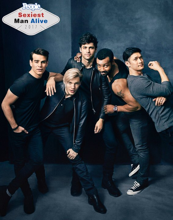 My peoples in @people. Thank you @ShadowhuntersTV, @people and the #Shadowhunters fandom ���� https://t.co/4wfXoQC00p