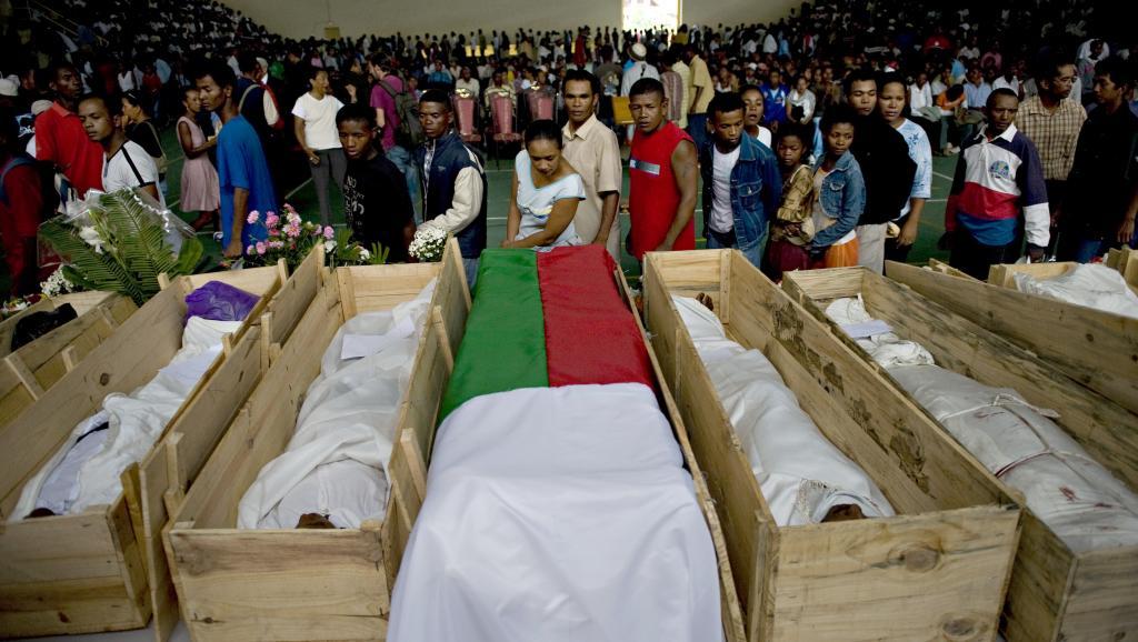 disparition d'un dossier de justice de la tuerie de 2009