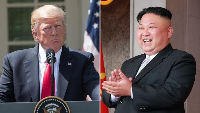 North Korea: Trump is 'sentenced to death' for insulting Kim Jong-un https://t.co/vquolOUFAm https://t.co/rSne08Cd2n