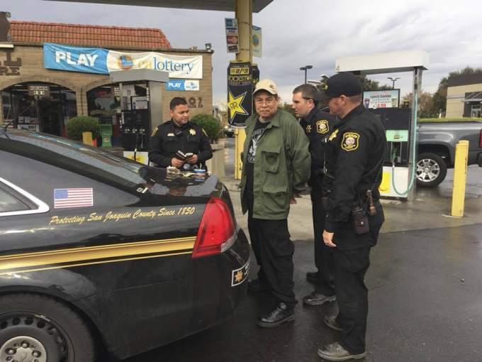 Dangerous Hawaii psychiatric patient arrested in Stockton