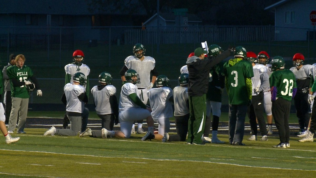 Pella prepares for toughest battle yet in 3A title game