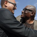 Freedom sweet for man wrongfully convicted in 1974