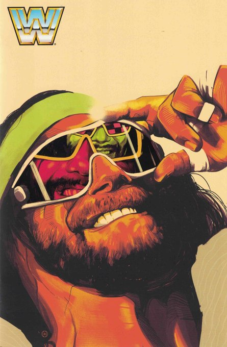Happy Birthday to the Macho Man Randy Savage!