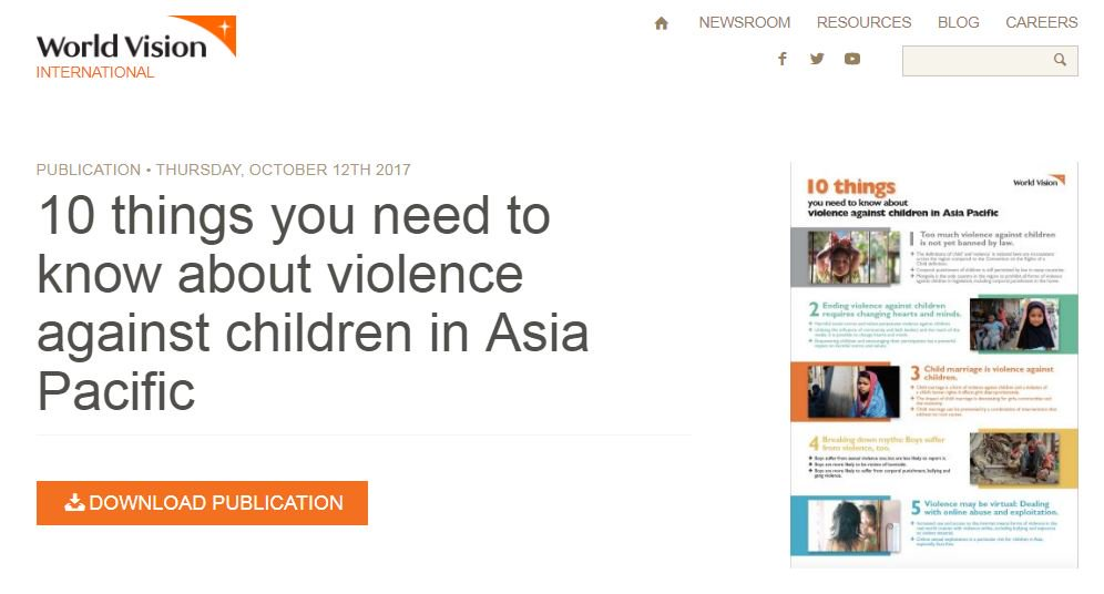 test Twitter Media - Violence against children is everybody's problem, not just government, social workers, or parents. This 2-pager doc summarizes how it is related to everyone. |  Download document & learn more https://t.co/iuVCrx3A7K #ChildrensRights #Violence #AsiaPacific https://t.co/xuZWLiIpMQ