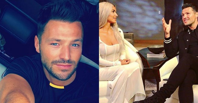 Mark Wright's landed himself in A LOT of trouble after interviewing Kim Kardashian...