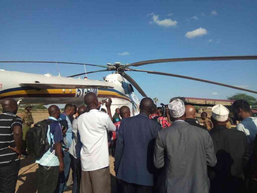 Bodies of three killed in Kapedo taken to Lodwar