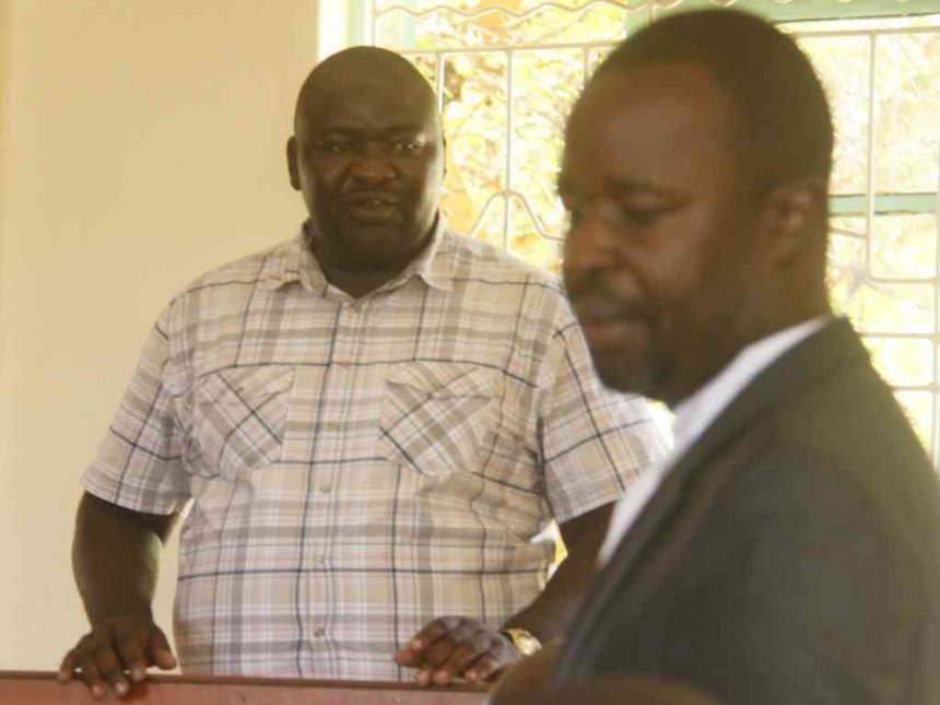 I beat Awiti with over 50,000 votes, Magwanga tells Homa Bay High court