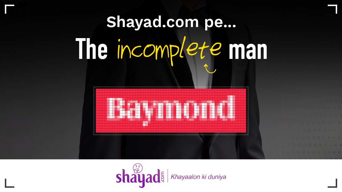 test Twitter Media - No complete man was ever found on https://t.co/5EOIf68PJy!  #ShayadSeShaadiTak https://t.co/gr2nERDMTM