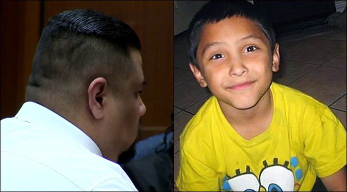 Mother's boyfriend found guilty in systematic torture, murder of 8-year-old boy