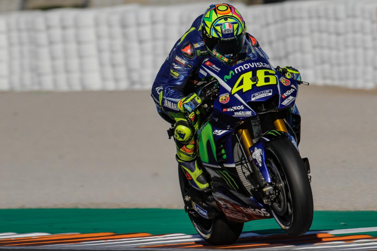 test Twitter Media - Have Yamaha found any solutions to their problems at Valencia?   Rossi & Viñales talk testing in Valencia...💬  #2018StartsNow | Reaction 📰 https://t.co/E9JE3ptx5J https://t.co/aHKG9seMGk