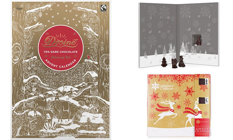 Dairy free or vegan? These are the advent calendars you need this Christmas!