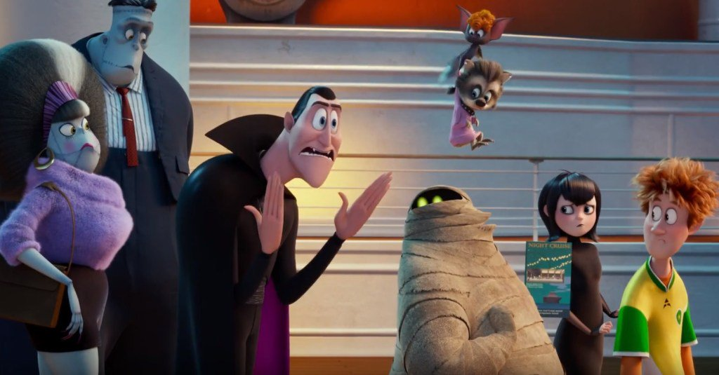 [Trailer] 'Hotel Transylvania 3: A Monster Vacation' Puts the Drac Pack on a Boat https://t.co/JedVXga1X5 https://t.co/hGIUPFY51P