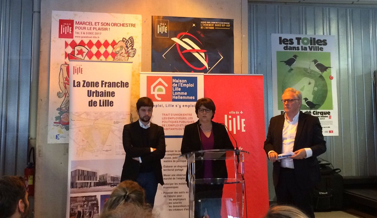 test Twitter Media - Intervention de @MartineAubry lors de la 6ème Rencontre Entreprises ZFU-TE, au Grand Sud. https://t.co/QUYLliP9wC
