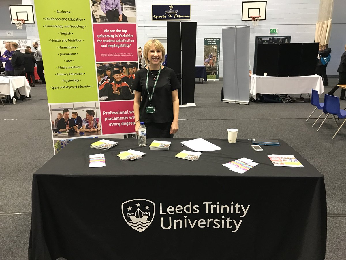 test Twitter Media - We're at @MinsthorpeCC careers fair today! Come and have a chat with some of our HE providers 🎓 #startyourjourney https://t.co/TaAnFAGGwU