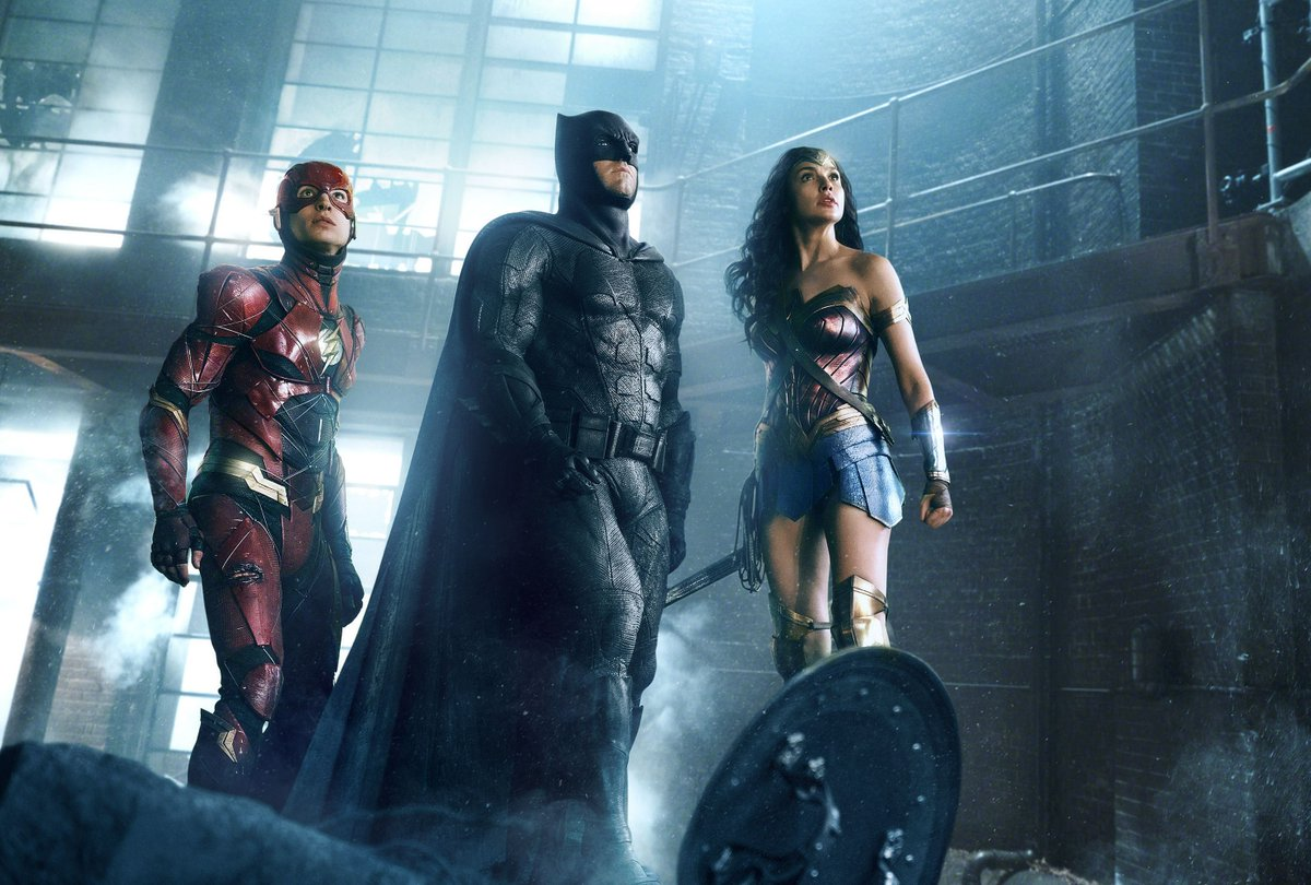 Polygon justice league review