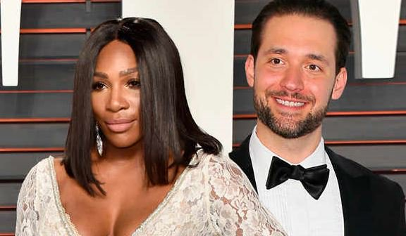 It's almost wedding time for new mama Serena Williams and fiancé Alexis Ohanian: