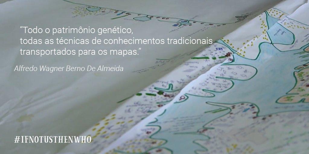 Como foi feita história. Novo #filme sobre #mapeamento pelo #direitoàterra de #indígenas https://t.co/wj5SoGiGap https://t.co/KUOgKRGxpK