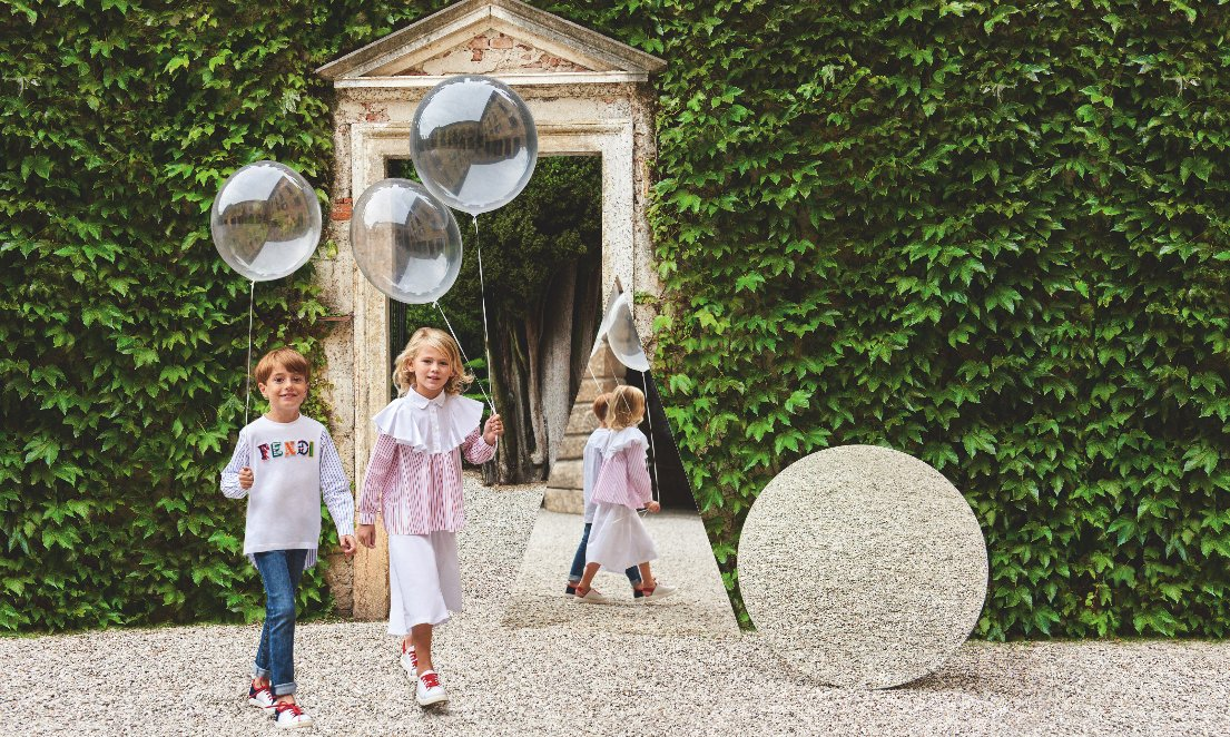 Sweetness overload. New creative #FendiKids designs available in boutique. https://t.co/qdOiFbZB1F
