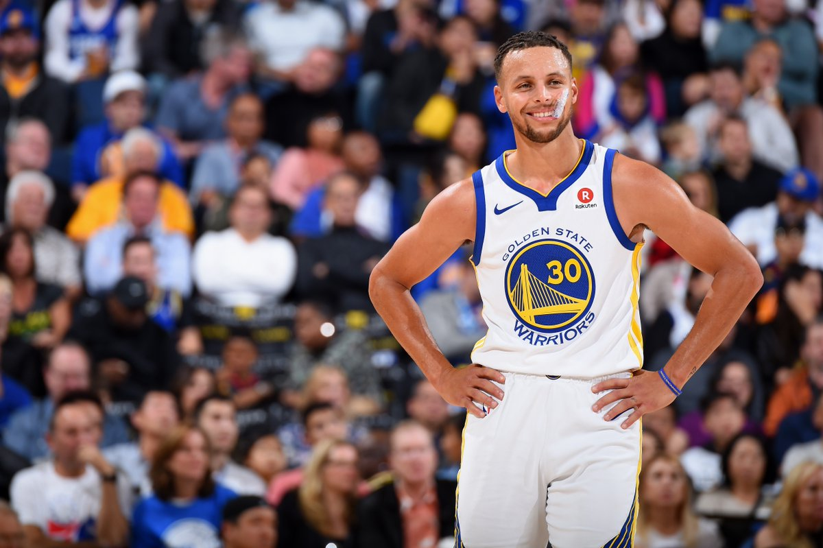 Steph Curry is gonna start teaching basketball classes online 👀