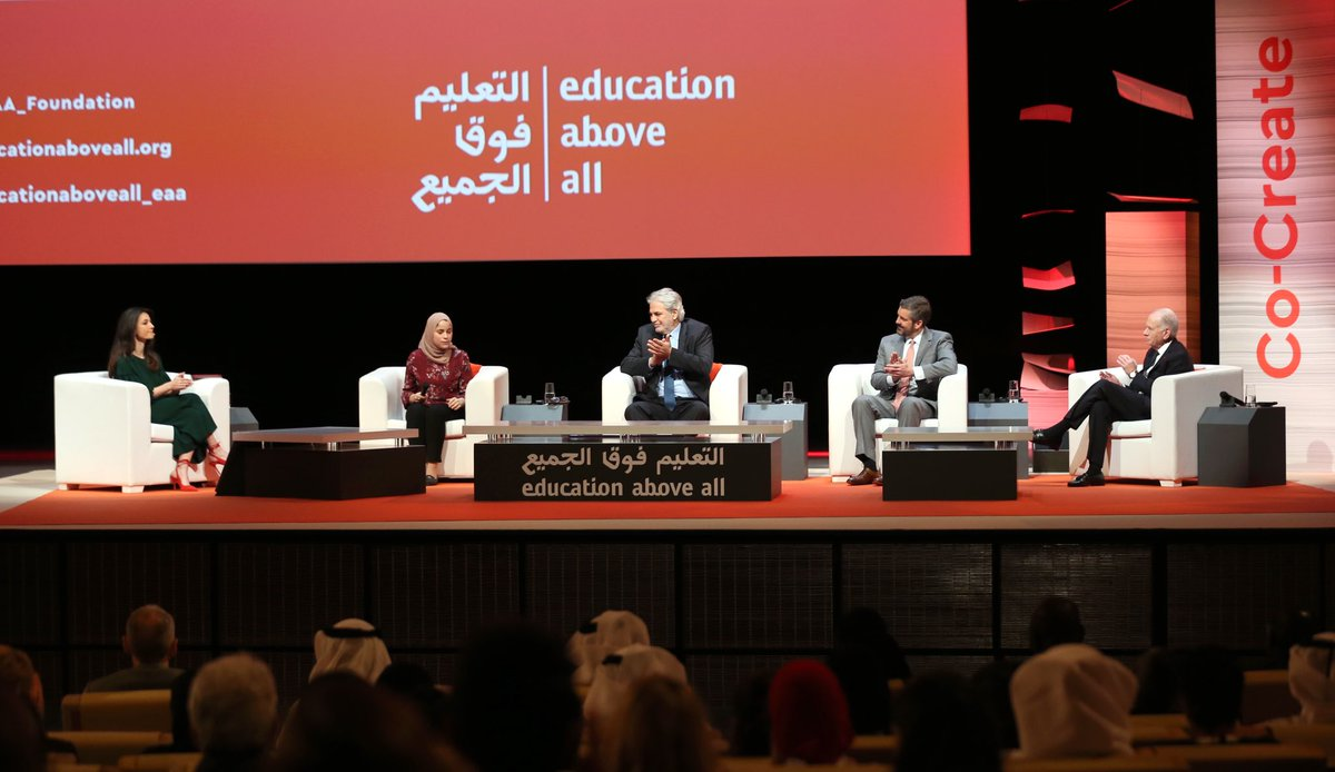test Twitter Media - Thanks to @EAA_Foundation for giving me the opportunity to speak up for #education in #crises. We can do more on the ground @eu_echo #Qatar https://t.co/GUI7ZNYolK