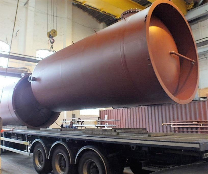 test Twitter Media - 26,000 L buffer vessels bound for Hallsview Quarter in Canning Town for @workingenvironments. #MadeintheUK British Engineering from @HRSHevac https://t.co/tCpeqA0aZf